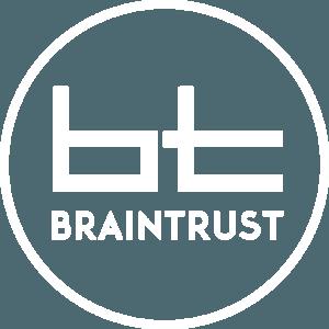 Logo Braintrust White